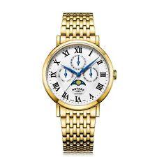 Rotary  GB05328-01 Windsor Multifunction Wristwatch