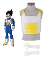 Armor Glove Dragon Ball Vegeta Cosplay Costume Saiyan Fighting Vest with gloves