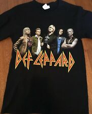 Def Leppard Concert Tour 2007  t shirts New Size Small
