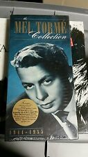 Mel Tormé Collection by Mel Tormé (CD, Jun-1996, 4 Discs, Rhino/Warner Bros....