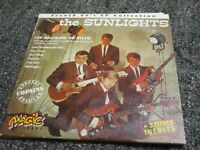"""RARE! CD DIGIPACK """"FRENCH 60'S EP COLLECTION : THE SUNLIGHTS"""""""