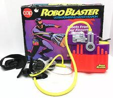 Vintage 1992 Cap Toys Robo Blaster Ultra Powerful Water Weapon Model 1130