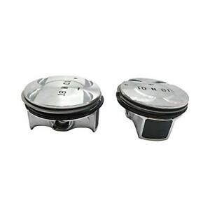 #30352 Set of 4 piston and ring 55574537 Cruze 1.8