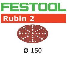 FESTOOL Schleifscheiben Rubin2 RU2 �˜ 150mm StickFix Schleifmittel Holz - Schliff
