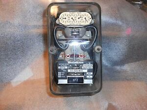 Westinghouse Type OB Switchboard Watthour Meter