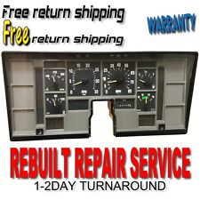 REPAIR SERVICE INTERNATIONAL TRUCK Speedometer Instrument Gauge Cluster 92-2004