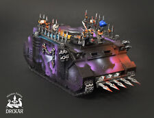Chaos Rhino warhammer 40K ** COMMISSION ** intergallactic painting