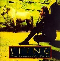 Sting Ten Summoner's tales (1993) [CD]