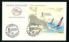 Italia 2005 : Trapani : Vuitton / America' s - FDC Cavallino / 1° giorno di em.