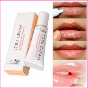 Lip Lightening Gel Scrub New Removes Dark Lips & Nicotine Stains From Lips Cream