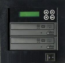 NEW!! MediaStor #a04 1-1, 1 to 1 Target 24X DVD Burner Duplicator Replication
