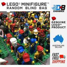 Genuine LEGO® Minifigure Blind Bag x 1 (Ninjago, Star Wars, City, Space, Pirate)