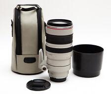 Canon 100-400mm 100-400 f/4.5-5.6L f4.5-5.6 L IS USM - Sharp! (USA) * READ NOTES