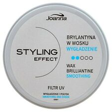 Joanna Styling Effetto Cera Brillantina levigatura e lucentezza per capelli