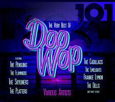 Various - 101 - The Very Best Of Doo Wop –  [Fifties / Sixties] 4CD Box Set