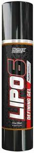 Nutrex Lipo 6 Defining Gel - 120 ml TopiSorb™ Technology increased thermogenesis