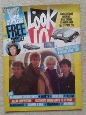 Look-In Children's March Magazines