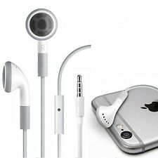 Fosmon (5 PACK) 3.5mm Earphone Headphones with Microphone for Apple iPhone 6 Plu