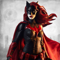 SIDESHOW DC Comics Batman Batwoman Premium Format Figure Statue NEW SEALED