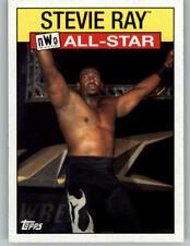 2016 WWE Heritage NWO/WCW All Star #15 Stevie Ray