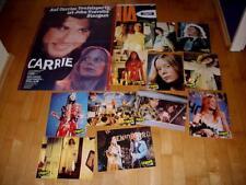 Photosatz+ Plakat+WR: : CARRIE-DES SATANS JÜNGSTE TOCHTER  Kult