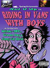 Riding in Vans with Boys: The Movie DVD Green Day, Jimmy Eat World, blink 182