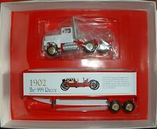 Ford Historical #2 1902 The 999 Racer & 1901 First Racing Car Winross Truck