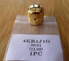 Ibanez Metal Control Knob in GOLD Japanese Steve Vai JEM RG S Prestige 4KB1J1B