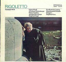 Giuseppe Verdi,  Rigoletto -  Ingvar Wixell, Anneliese Rothenberger, Robert Ilos
