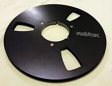 """Revox 10 1/2"""" Metal take-up Reel to Reel for 1/4 Tape (by STUDER)"""