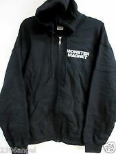 NEW - MONSTER MAGNET CONCERT / MUSIC ZIP UP HOODIE SWEATSHIRT 2XL / X X LARGE