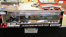 VHTF DCP #30054 SMITH TRANSPORT FREIGHTLINER SEMI TRUCK DRY VAN TRAILER 1:64
