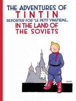 Tintin In the Land of the Soviets, Paperback by Herge, ISBN-13 9780316003742 ...