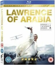 Lawrence of Arabia Blu-ray UV Copy 1962 Region