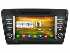 Android Vehicle DVD Players for Octavia