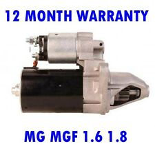 MG MGF 1.6 1.8 1995 1996 1997 1998 1999 - 2002 RMFD STARTER MOTOR