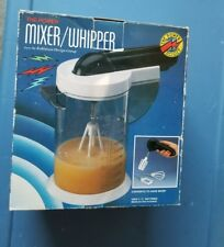 Vintage Robinson Design Group Power Mixer/ Whipper Battery Powered Brand New