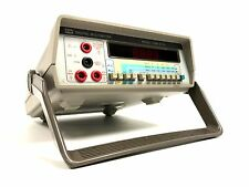 GW Instek Multimeter GDM-8135 3-1/2 Digit LED Single Display Digital Bench Top