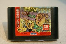Sega Genesis Asterix The Great Rescue Video Game (1994, Sega)