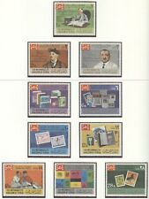 YEMEN Kingdom Olympic Games 1968 World Stamp Collecting MNH perforated set