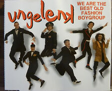 Ungelenk - We are the best old fashion Boygroup (Maxi-CD)