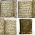 1859 Handwritten Journal Lectures At Medical College Cannabis Obstetrics Bizzare