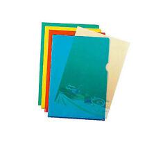 DURABLE Sichthüllen A4 120 My Farbig sortiert - 233700