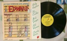 Jamming with Edward LP Rolling Stones Ry Cooder 1972 German Press VG++/VG++
