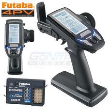 Futaba FUTK4700 4PV 4-Ch T-FHSS Computer Radio Transmitter w/ R304SB Receiver