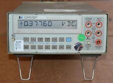 HP Agilent 3478A Digital Multimeter, 5.5-Digit, w/GPIB Tested and Guaranteed