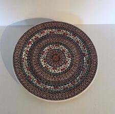 "Turkish Hand Made Ceramic Pottery Bowl 30cm, 12"""