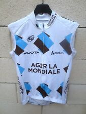Maillot cycliste AG2R LA MONDIALE UCI World Tour 2012 ODLO shirt camiseta XS