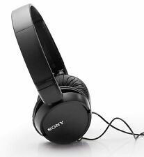 Sony MDRZX110/BLK ZX Series Wired Stereo Swivel Headphones - Black (BRAND NEW)