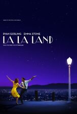 La La Land Version Advance Double Sided Original Movie Poster 27x40
